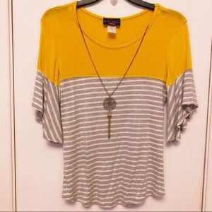 Necklace Top